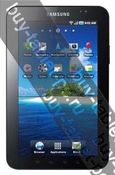 Samsung Galaxy Tab 7.0 Plus N Android 3G 16GB grau