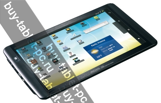 Archos 101 G9 Tablet 8GB Android